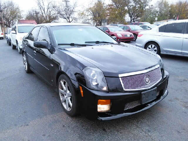 2006 cadillac cts v for sale in oklahoma city ok. Black Bedroom Furniture Sets. Home Design Ideas