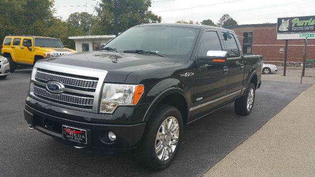 2012 Ford F-150 for sale in Clarksville TN
