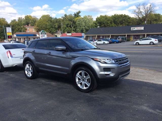 2013 land rover range rover evoque awd pure plus 4dr suv in clarksville tn rick reda auto sales. Black Bedroom Furniture Sets. Home Design Ideas