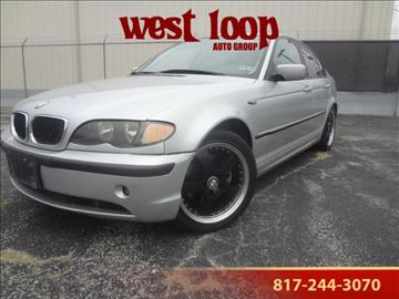 2002 BMW 3 Series for sale in Fort Worth, TX