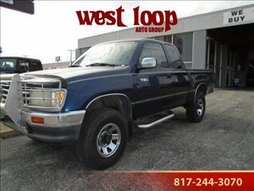 1995 Toyota T100 for sale in Fort Worth, TX