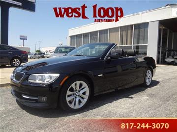 2011 BMW 3 Series for sale in Fort Worth, TX