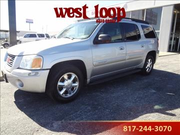 2004 GMC Envoy XL for sale in Fort Worth TX