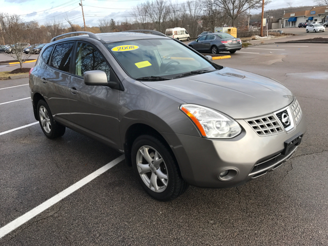 2008 nissan rogue sl awd crossover 4dr in north attleboro. Black Bedroom Furniture Sets. Home Design Ideas