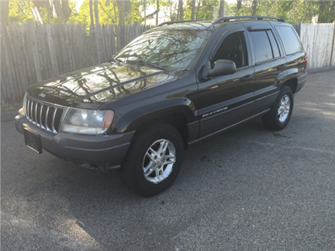 2002 Jeep Grand Cherokee for sale in North Attleboro, MA