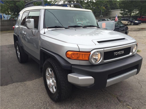 2008 Toyota FJ Cruiser for sale in North Attleboro, MA