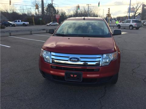 2007 Ford Edge for sale in North Attleboro, MA