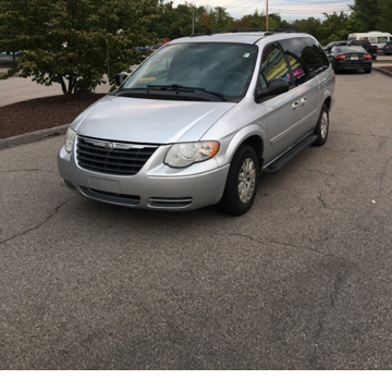 2005 Chrysler Town and Country for sale in North Attleboro, MA