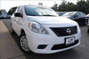 2012 Nissan Versa for sale in Fredericksburg, VA