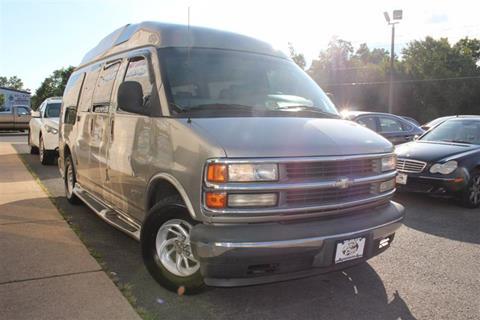 2001 Chevrolet Express Cargo for sale in Fredericksburg, VA