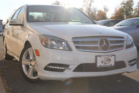 Mercedes benz c class for sale in fredericksburg va for Mercedes benz fredericksburg va