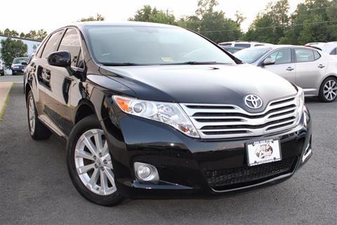 2010 Toyota Venza for sale in Fredericksburg, VA