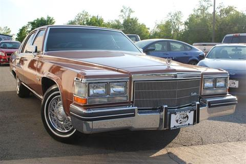 1983 Cadillac Fleetwood For Sale - Carsforsale.com®