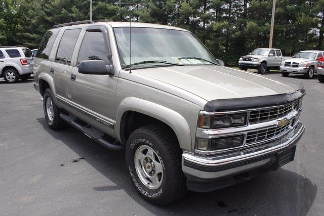 Chevrolet Tahoe Limited Suv In Johnson City