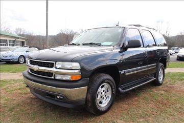2005 Chevrolet Tahoe for sale in Johnson City, TN