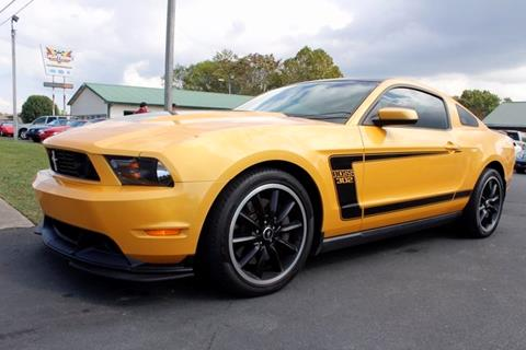 2012 Ford Mustang for sale in Johnson City, TN