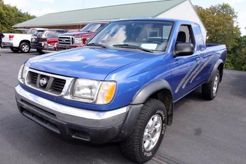1998 Nissan Frontier for sale in Johnson City, TN