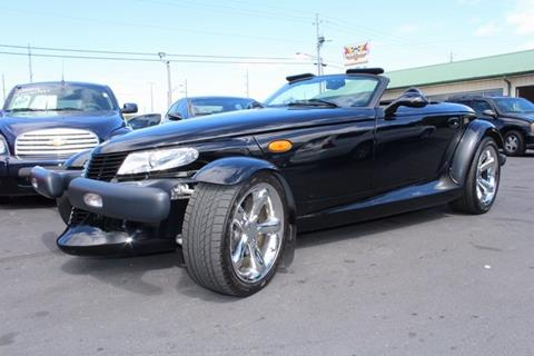 2000 Plymouth Prowler for sale in Johnson City, TN