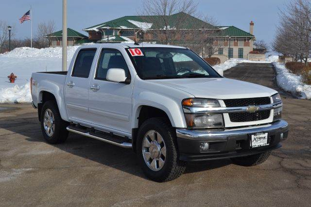 2010 chevrolet colorado z71 4x4 crew cab in sycamore il. Black Bedroom Furniture Sets. Home Design Ideas