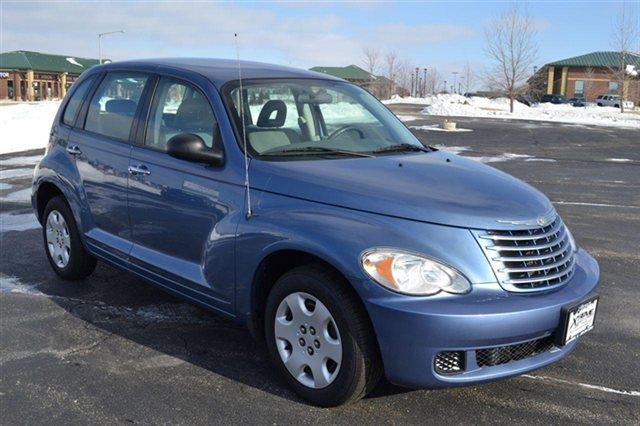 2007 CHRYSLER PT CRUISER 1-OWNER marine blue pearl this 1-owner clean carfax 2007 chrysler pt crui