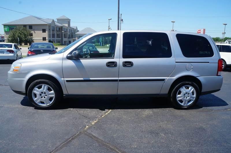 2006 chevrolet uplander ls extended mini van in sycamore. Black Bedroom Furniture Sets. Home Design Ideas