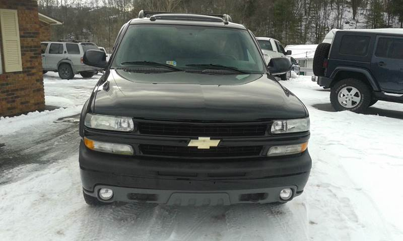 2004 chevrolet tahoe z71 4wd 4dr suv in lebanon va. Black Bedroom Furniture Sets. Home Design Ideas