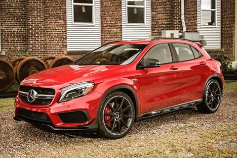2016 mercedes benz gla for sale for Mercedes benz stadium will call location