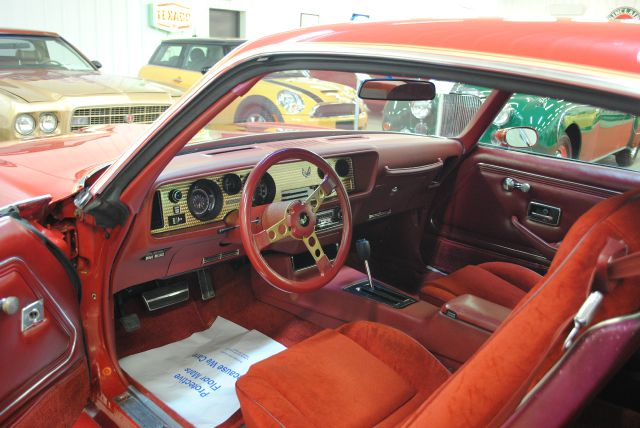 1978 Pontiac Firebird Red Bird - Germantown WI