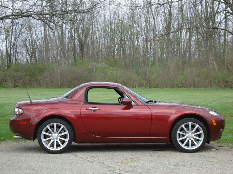 2007 mazda mx 5 miata grand touring 2dr convertible w power hard top 2l i4 6m in columbus oh. Black Bedroom Furniture Sets. Home Design Ideas