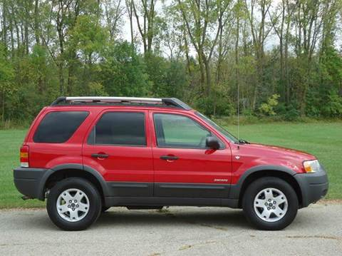 2002 Ford Escape for sale in Columbus, OH