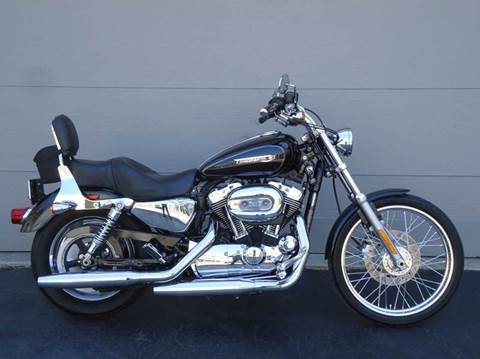 Harley Sportster For Sale >> 2009 Harley Davidson Sportster Xl1200c For Sale In Columbus Oh