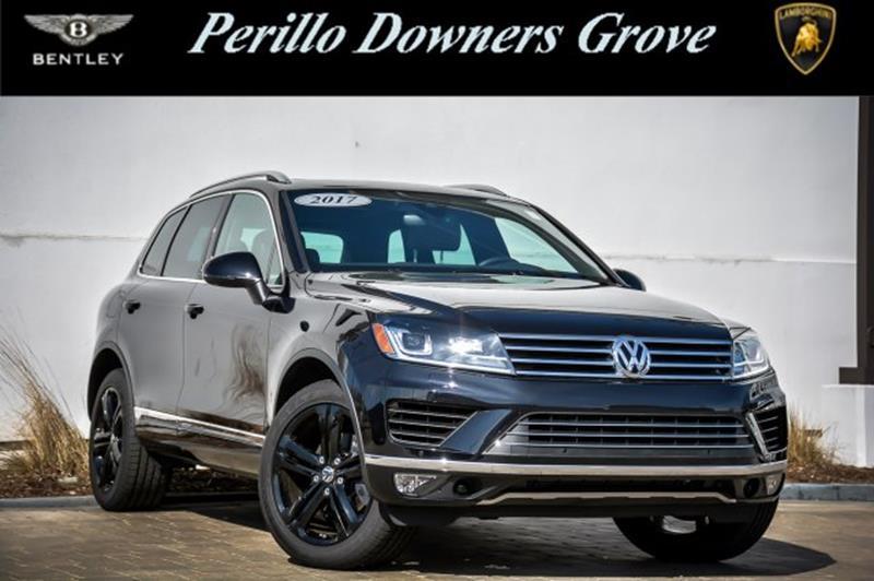 2017 Volkswagen Touareg For Sale Carsforsale Com