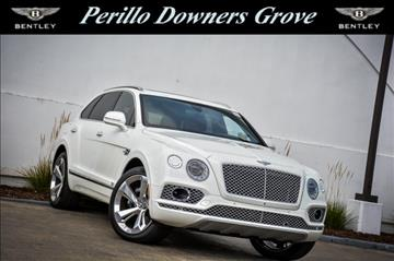 2018 Bentley Bentayga W12 for sale in Downers Grove, IL