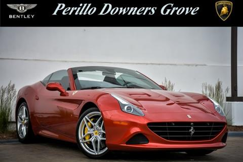 Lovely 2016 Ferrari California T For Sale In Downers Grove, IL