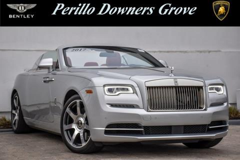 2017 Rolls-Royce Dawn for sale in Downers Grove, IL