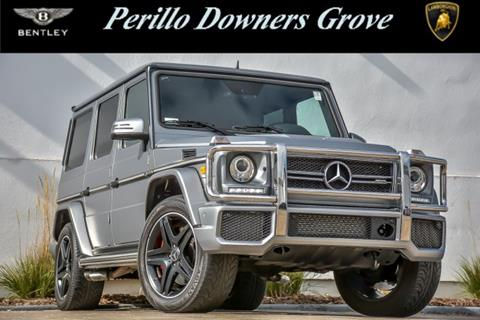 2016 mercedes benz g class for sale for Mercedes benz downers grove