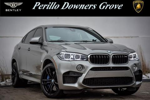 Used 2017 Bmw X6 M For Sale In Ohio Carsforsale Com