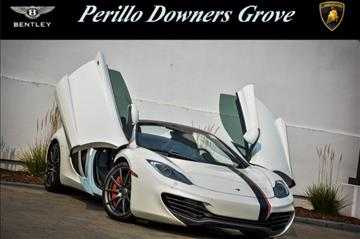 2013 McLaren MP4-12C Spider for sale in Downers Grove, IL