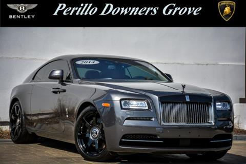 2014 Rolls-Royce Wraith for sale in Downers Grove, IL