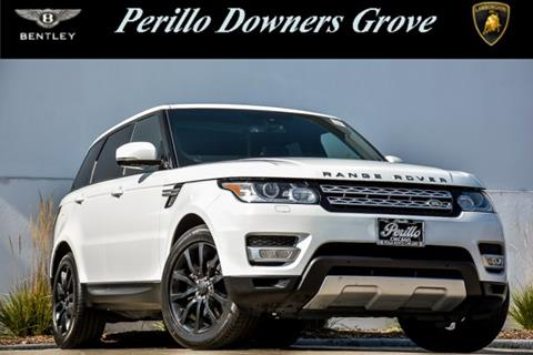 2014 Land Rover Range Rover Sport for sale in Downers Grove, IL
