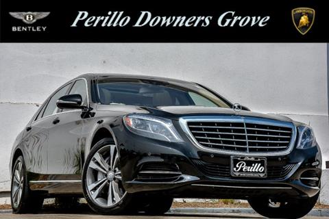 2015 Mercedes-Benz S-Class for sale in Downers Grove, IL