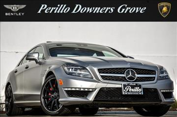 2014 Mercedes-Benz CLS for sale in Downers Grove, IL