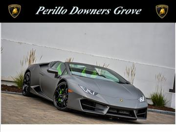 2017 Lamborghini Huracan for sale in Downers Grove, IL