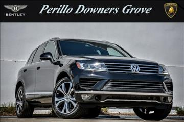 2017 Volkswagen Touareg for sale in Downers Grove, IL