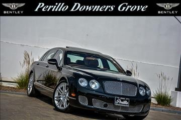 2012 Bentley Continental Flying Spur for sale in Downers Grove, IL