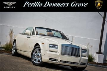 2015 Rolls-Royce Phantom Drophead Coupe for sale in Downers Grove, IL