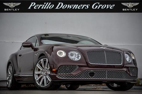 2017 Bentley Continental GT V8 S for sale in Downers Grove, IL