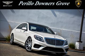 2014 Mercedes-Benz S-Class for sale in Downers Grove, IL