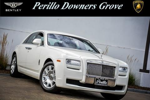 2013 Rolls-Royce Ghost for sale in Downers Grove, IL