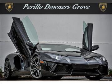 2014 Lamborghini Aventador for sale in Downers Grove, IL